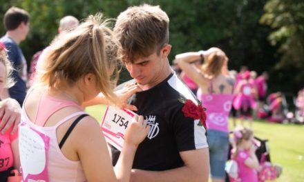 THIS VALENTINE'S DAY, MAKE A DATE TO RACE FOR LIFE IN THE NORTH EAST