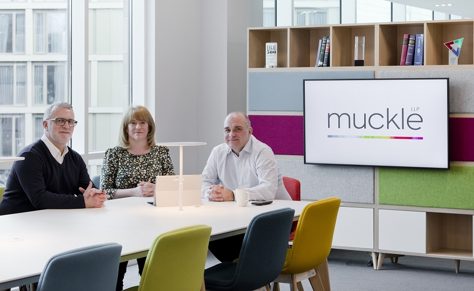 Law firm transforms office to boost agile working, connectivity and growth