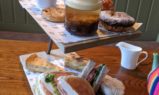 A Northumberland Pub Demystifies Afternoon Tea