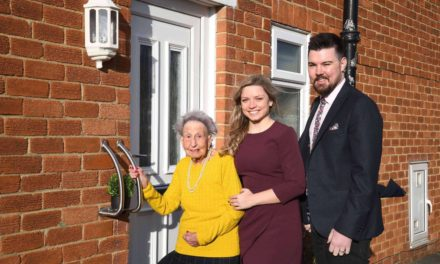 Award-winning business idea to revolutionise home adaptations market becomes a reality for North East entrepreneurs