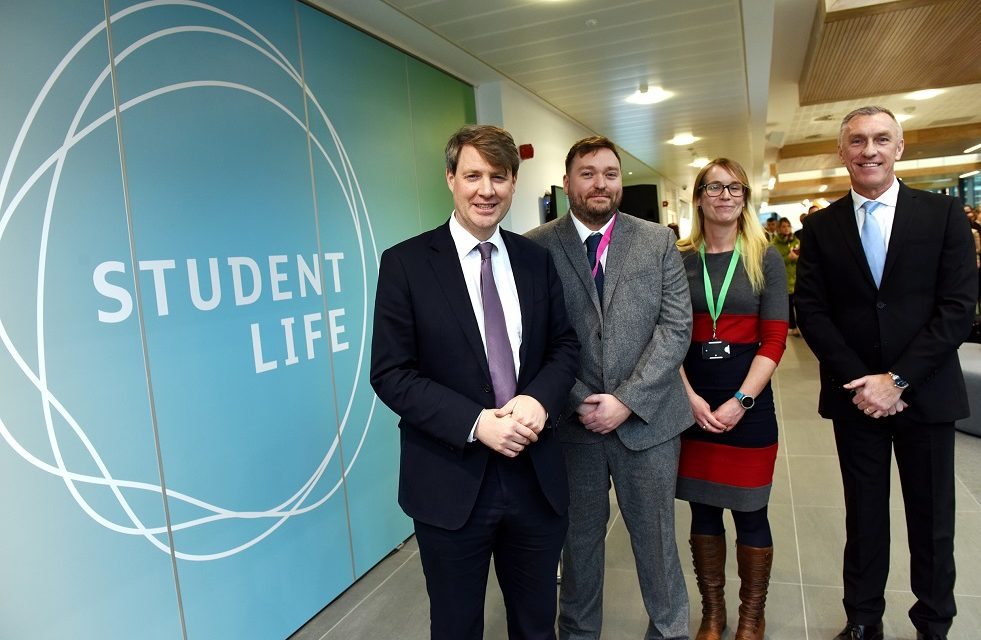 University unveils a whole new approach to student life