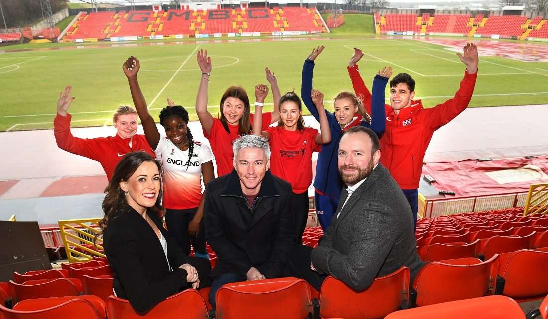 North East Wealth Management experts announce partnership with Sport Newcastle to help support 'Olympic rising stars'