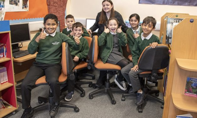 Opening up a world of opportunities at local primary school