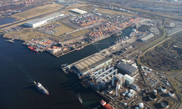 Teesport Welcomes Extension to Successful Unifeeder Service