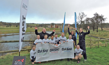 New sporting chance for schoolchildren at Eleven Arches with the first Bishop Auckland Dash!