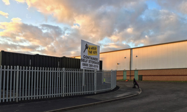 Leading self-storage business expands into Northumberland with new Alnwick site