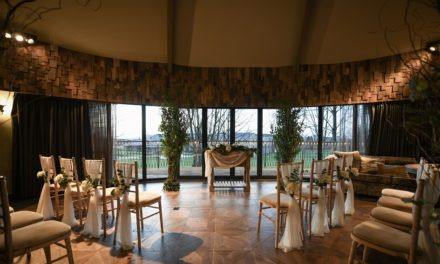 WEDDINGS REACH NEW HEIGHTS AT LUXURY TREEHOUSES…