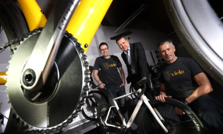 Father And Son's High-End Bike Brand Hitting The Road With Second NEL Investment