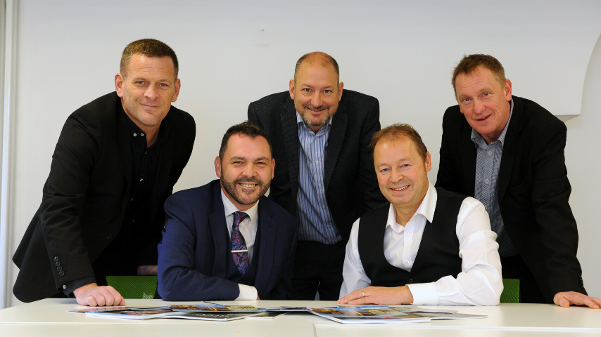 Sports journalists have new goal with launch of Wear Business magazine