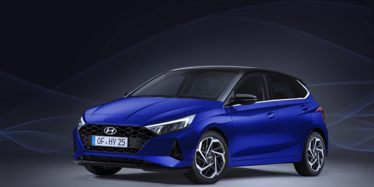 THE ALL-NEW HYUNDAI i20: EMOTIONAL DESIGN MEETS ADVANCED TECHNOLOGY