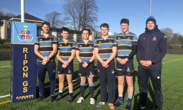 Ripon Grammar rugby players aiming for Yorkshire Cup hat-trick