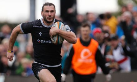 Two more years for Tom Arscott at Newcastle Falcons