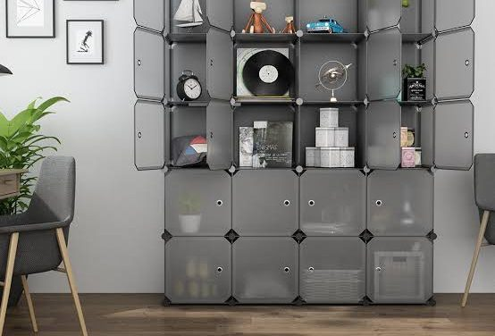 What to look while selecting the Cube storage shelves?