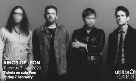 Kings of Leon Announce Newcastle Performance