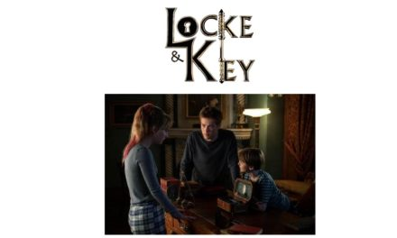 Netflix Original series LOCKE & KEY: watch its journey from script to screen