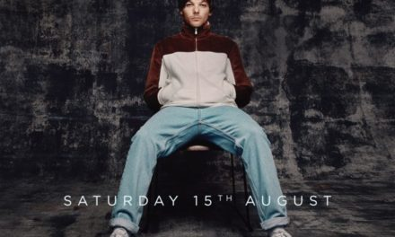 ANNOUNCEMENT – LOUIS TOMLINSON ADDS MASSIVE YORKSHIRE COAST DATE TO DEBUT WORLD TOUR