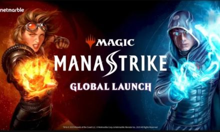 ALL-NEW REAL-TIME PVP MOBILE GAME MAGIC: MANASTRIKE OFFICIALLY LAUNCHES WORLDWIDE FOR MOBILE DEVICES