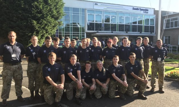 NEW SHIELDS COLLEGE COURSE IS A UK FIRST