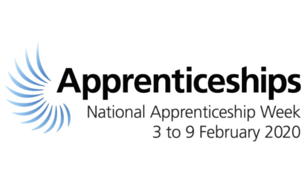 Apprenticeships up for grabs