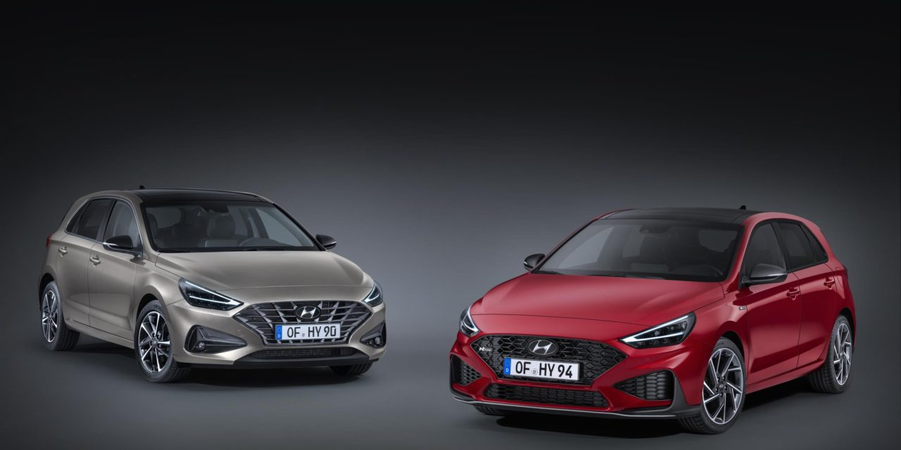 new hyundai i30 sleeker safer and more efficient north east connected