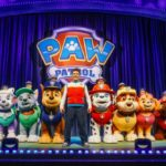 Just Announced Paw Patrol Race to the Rescue