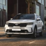 KIA REVEALS FIRST IMAGES OF NEXT-GENERATION SORENTO