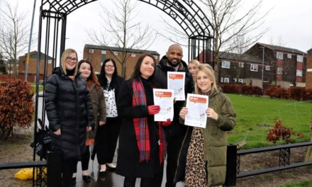 Young people wanted to help improve Middlesbrough estates