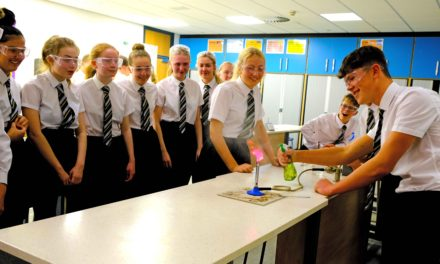 """Blyth's Bede Academy is """"excellent"""" in all areas"""