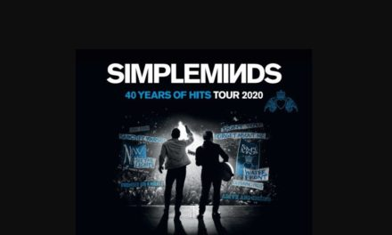 Simple Minds Celebrate Forty Iconic Years with Huge World Tour