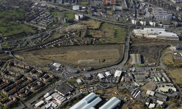 300 new homes plan for Gateshead freight depot site