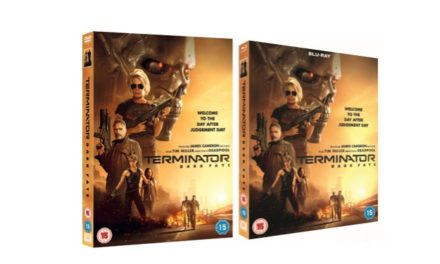TERMINATOR: DARK FATE | ON BLU-RAY AND DVD | 2nd March