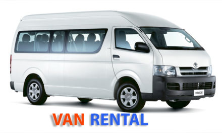 4 Major Benefits of Getting the Professional Van Rental Services