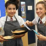 Students boost their appetite for languages