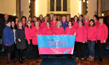Catterick's Military WAGS Choir inspires 'Military Wives' Blockbuster