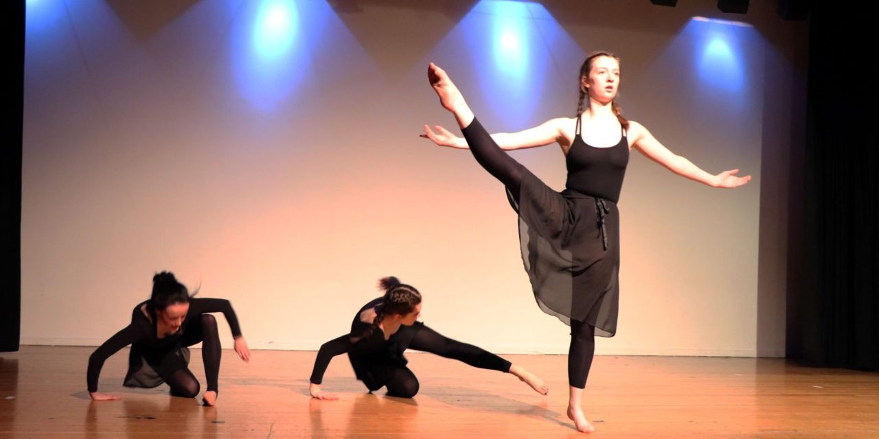 Northern star is a great role model to young dancers