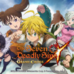 Netmarble's Cinematic Adventure Mobile Game The Seven Deadly Sins: Grand Cross Launches on 3 March