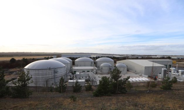 Renewable energy facility gets green light for funding