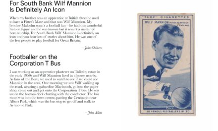 New 'Memories of Mannion' book celebrating football's 'Golden Boy' published