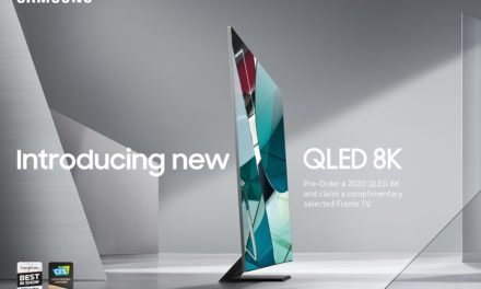 Exclusive Samsung Promotion Offers of a Complimentary Frame TV when pre-ordering a 2020 QLED 8K TV