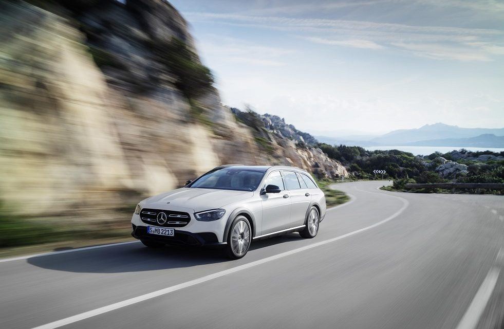 THE NEW E-CLASS: INTELLIGENCE IS GETTING EXCITING