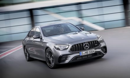 THE NEW MERCEDES-AMG E 53 4MATIC+: EXTENSIVE UPDATE WITH A FRESH LOOK AND EVEN SPORTIER EQUIPMENT