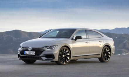 SALES OF STYLISH VOLKSWAGEN ARTEON R-LINE EDITION COMMENCE IN THE UK