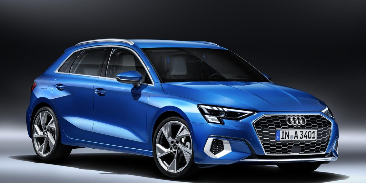 FOUR GENERATIONS IN THE MAKING – THE ALL-NEW AUDI A3 SPORTBACK