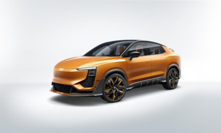 AIWAYS REVEALS NEW U6ION ELECTRIC CROSSOVER COUPE CONCEPT