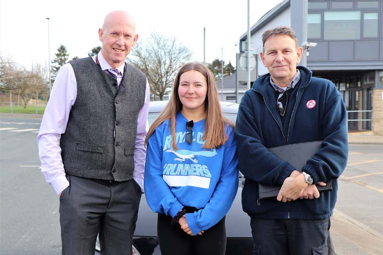 Students get smart with their driving skills