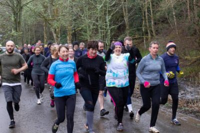 More than 700 runners took part in last year's event