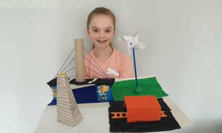 Children encouraged to get creative with home bridge building challenge