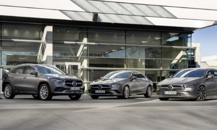THREE NEW PLUG-IN HYBRID MODELS COMPLETE THE MERCEDES-BENZ COMPACT-CAR FAMILY