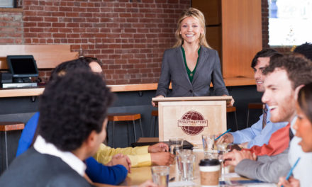 Ten Myths of Public Speaking and Presenting