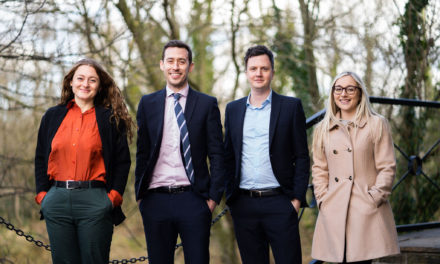 NEW YORKSHIRE OFFICE FOR EXPANDING ARCHITECTS
